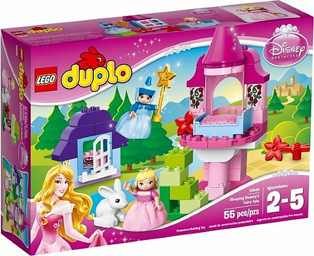 LEGO 10542 DUPLO - Sleeping Beauty's Fairy Tale