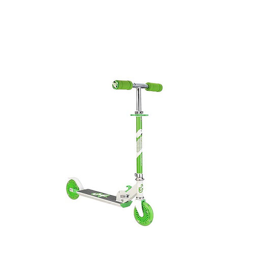 2-WHEELS SCOOTER - GREEN