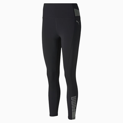 PUMA EVOSTRIPE HIGH WAIST 7/8 WOMEN'S LEGGINGS (BLACK)
