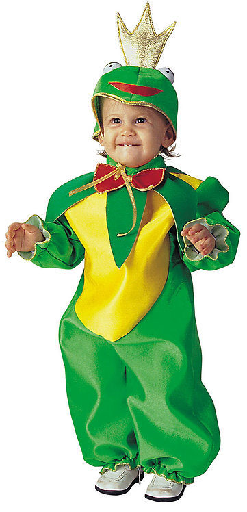 CARNIVAL COSTUME FROGGY