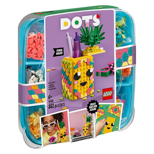 LEGO 41906 DOTS - Pineapple Pencil Holder
