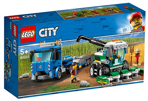 LEGO 60223 CITY - Harvester Transport