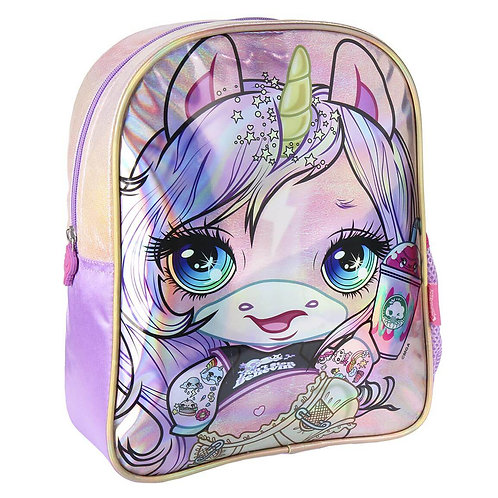 BACKPACK CHARACTER SPARKLY POOPSIE (2100003033)