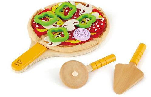 HAPE PLAYFULLY DELICIOUS WOODEN HOMEMADE PIZZA (E3129)