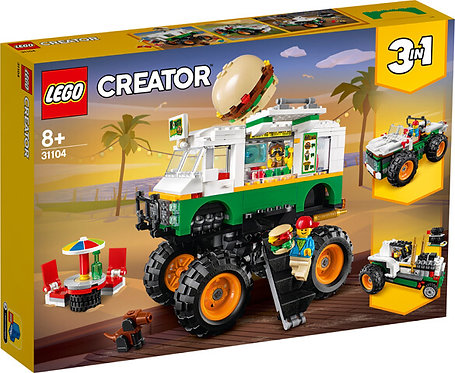 LEGO 31104 CREATOR - Monster Burger Truck