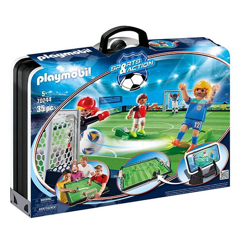 PLAYMOBIL 70244 SPORTS & ACTION - Take Along Soccer Arena