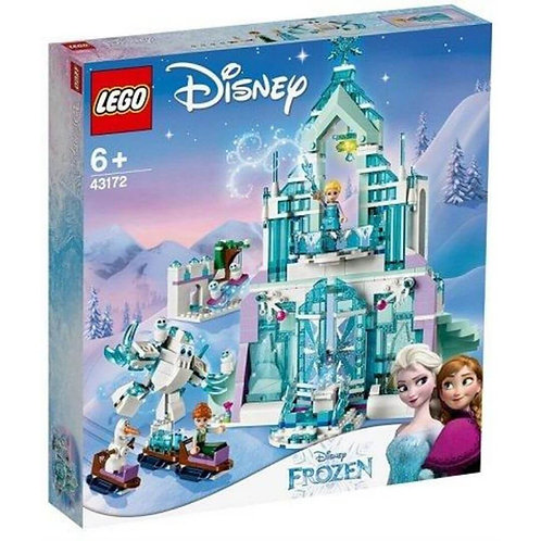 LEGO 43172 DISNEY - Elsa's Magical Ice Palace