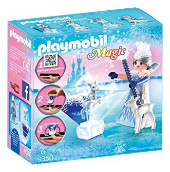 PLAYMOBIL 9350 MAGIC - Princess ice crystal