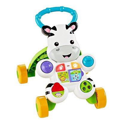 FISHER-PRICE ZEBRA WALKER (DLD80)
