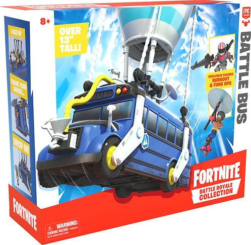FORTNITE BATTLE BUS + MINI FIGURES (FRT35000)