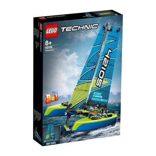 LEGO 42105 TECHNIC - Catamaran