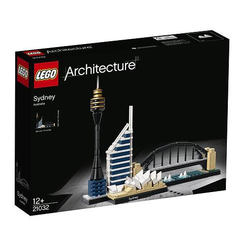 LEGO 21032 ARCHITECTURE - Sydney
