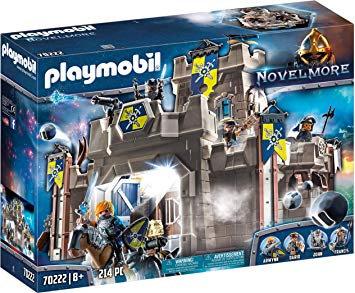 PLAYMOBIL 70222 NOVELMORE - Fortress