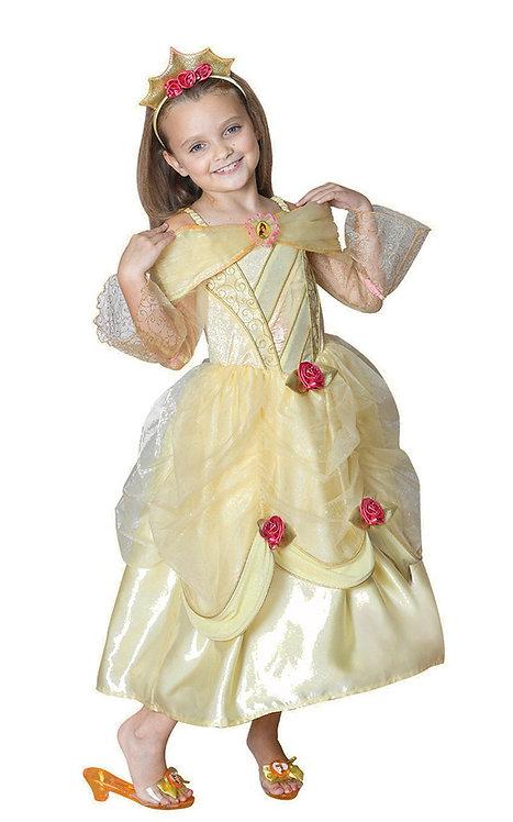 CHILDREN CARNIVAL COSTUME BELLE
