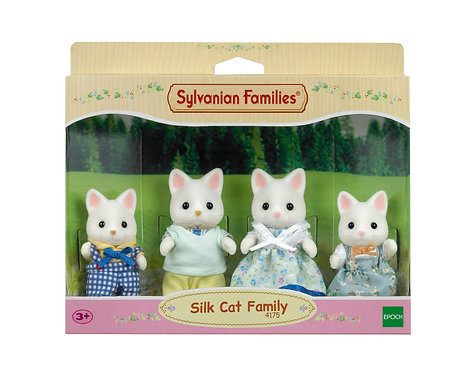 SYLVANIAN FAMILIES: SILK CAT FAMILY (4175)