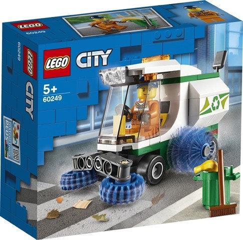 LEGO 60249 CITY - Street Sweeper