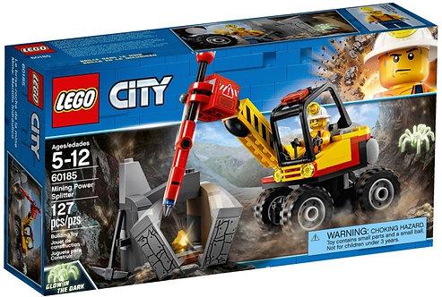 LEGO 60185 CITY - Power Mining Machine