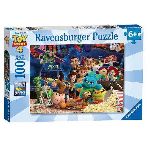 RAVENSBURGER PUZZLE 100XXL PCS TOY STORY 4