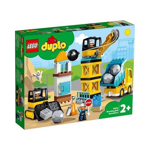 LEGO 10932 DUPLO - Wrecking Ball Demolition