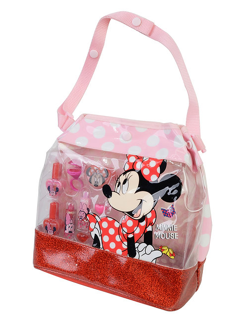 MARKWINS MINNIE MOUSE ROCK THE DOTS BEAUTY HANGBANG