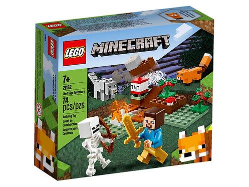 LEGO 21162 MINECRAFT - The Taiga Adventure