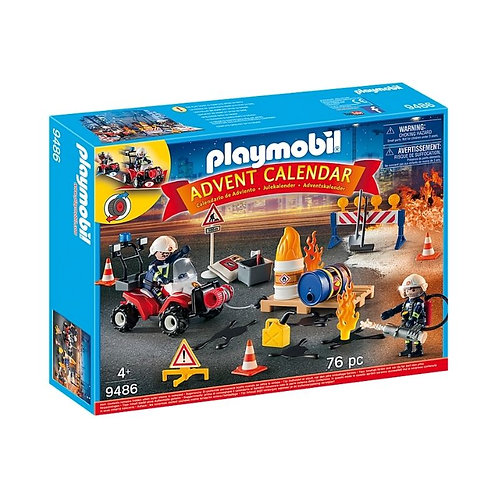 PLAYMOBIL 9486 - Advent Calendar