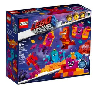 LEGO 70825 THE LEGO MOVIE 2 - Queen Watevra's Build Whatever Box!