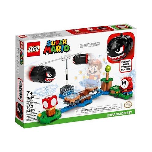 LEGO 71366 SUPER MARIO - Boomer Bill Barrage Expansion Set