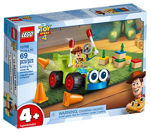 LEGO 10766 TOY STORY - Woody & RC