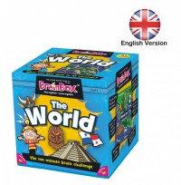 BRAINBOX - THE WORLD in English