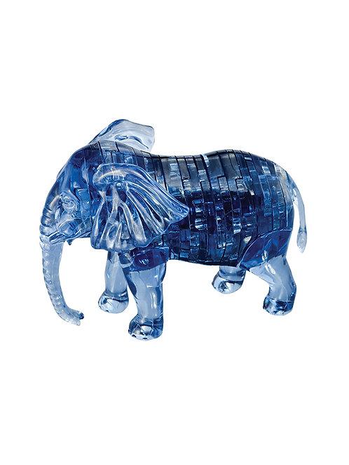 CRYSTAL PUZZLES ELEPHANT