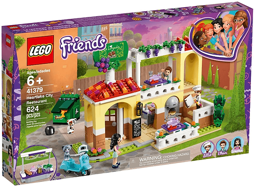 LEGO 41379 FRIENDS - Heartlake City Restaurant