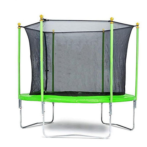 OZZY TRAMPOLINE WITH SAFETY NET 10FT