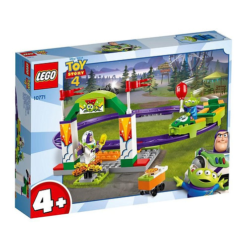LEGO 10771 TOY STORY - Carnival Thrill Coaster