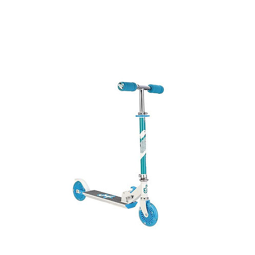 2-WHEELS SCOOTER - BLUE