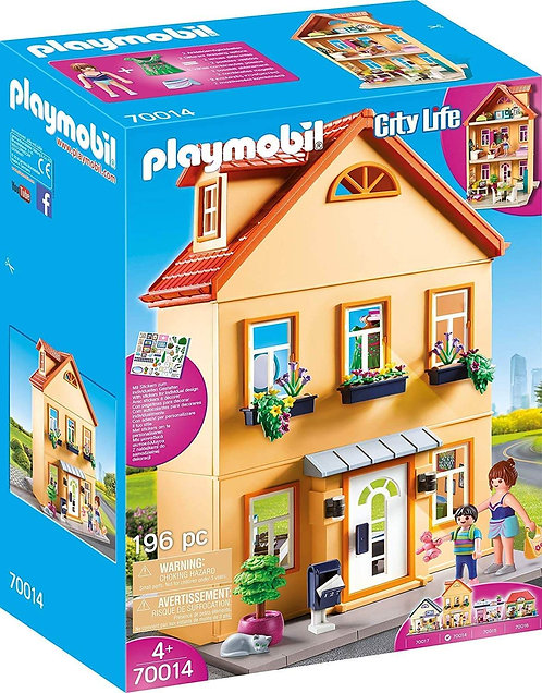 PLAYMOBIL 70014 CITY LIFE - My Townhouse