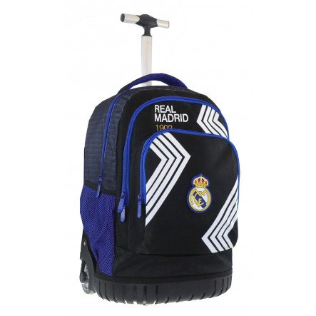 REAL MADRID BAG WITH TROLLEY