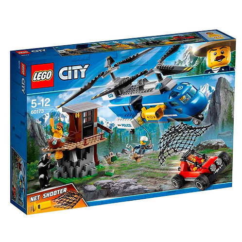 LEGO 60173 CITY - Mountain Arrest