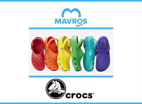 Crocs #ComeAsYouAre