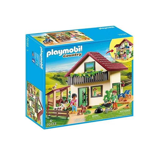 PLAYMOBIL 70133 COUNTRY - Modern Farmhouse