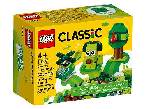 LEGO 11007 CLASSIC - Creative Green Bricks