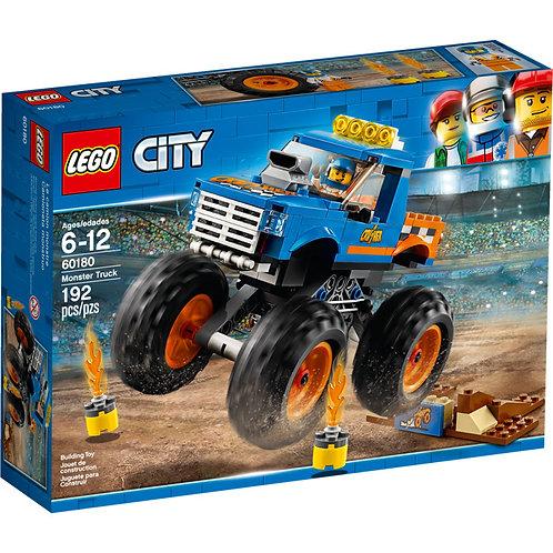LEGO 60180 CITY - Monster Truck