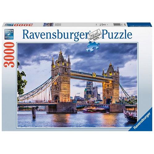 RAVENSBURGER PUZZLE 3000 PCS LONDON