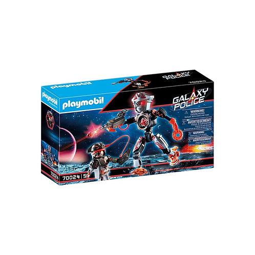 PLAYMOBIL 70024 GALAXY - Pirates Robot