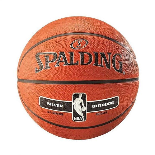 SPALDING SILVER SERIES OUTDOOR - SIZE 7(83-494Z1)