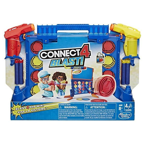HASBRO CONNECT 4 BLAST (E9122)