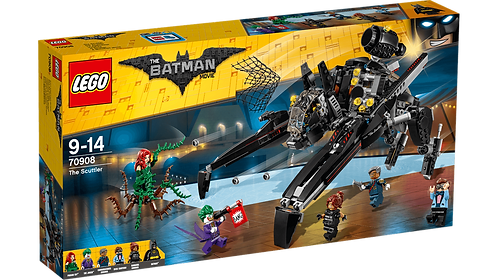 LEGO 70908 BATMAN - The Scuttler