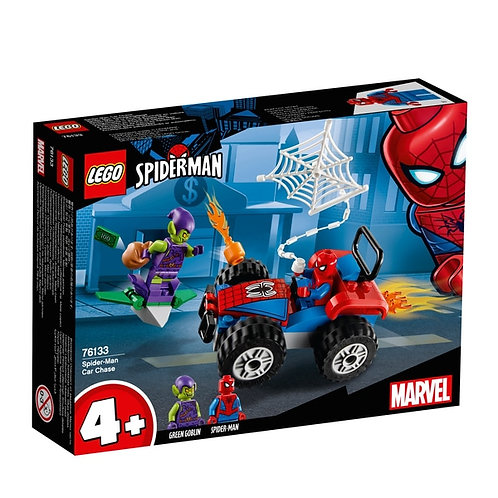 LEGO 76133 MARVEL - Spider-Man Car Chase