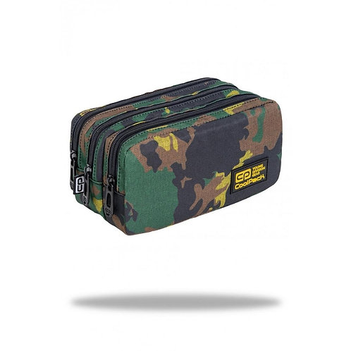 COOLPACK - PRIMUS - PENCIL POUCH - MILITARY JUNGLE
