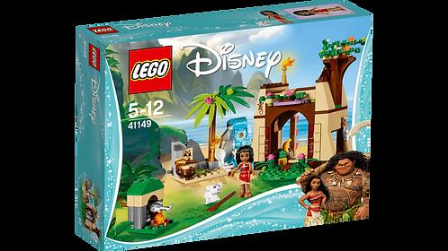 LEGO 41149 DISNEY - Moana's Island Adventure